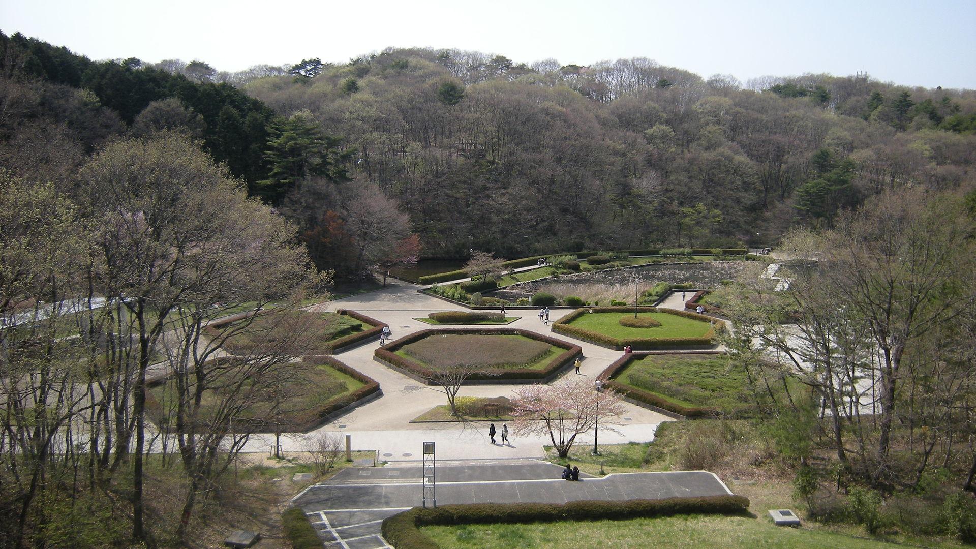 DainoharaForestPark-fromKagakukan.jpg
